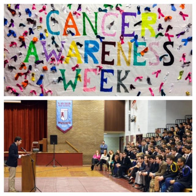 Cancer Awareness Week Draws Support