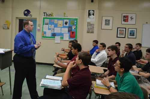 Ignatian Scholars Program Introduces Revamped Curriculum