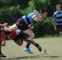 Eamonn Matthews '15 Named Rugby All-American