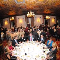President's Council Dinner 2014 - A Night of Gratitude